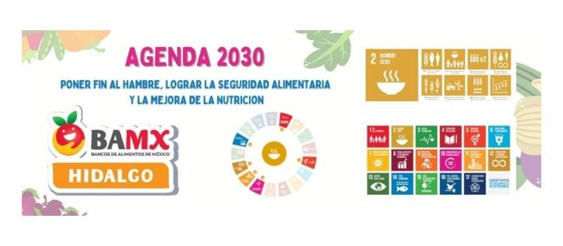 BANCO DE ALIMENTOS, AGENDA 2030.
